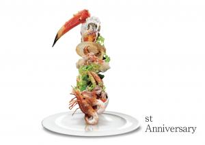 豊平館厨房仙台店1周年記念